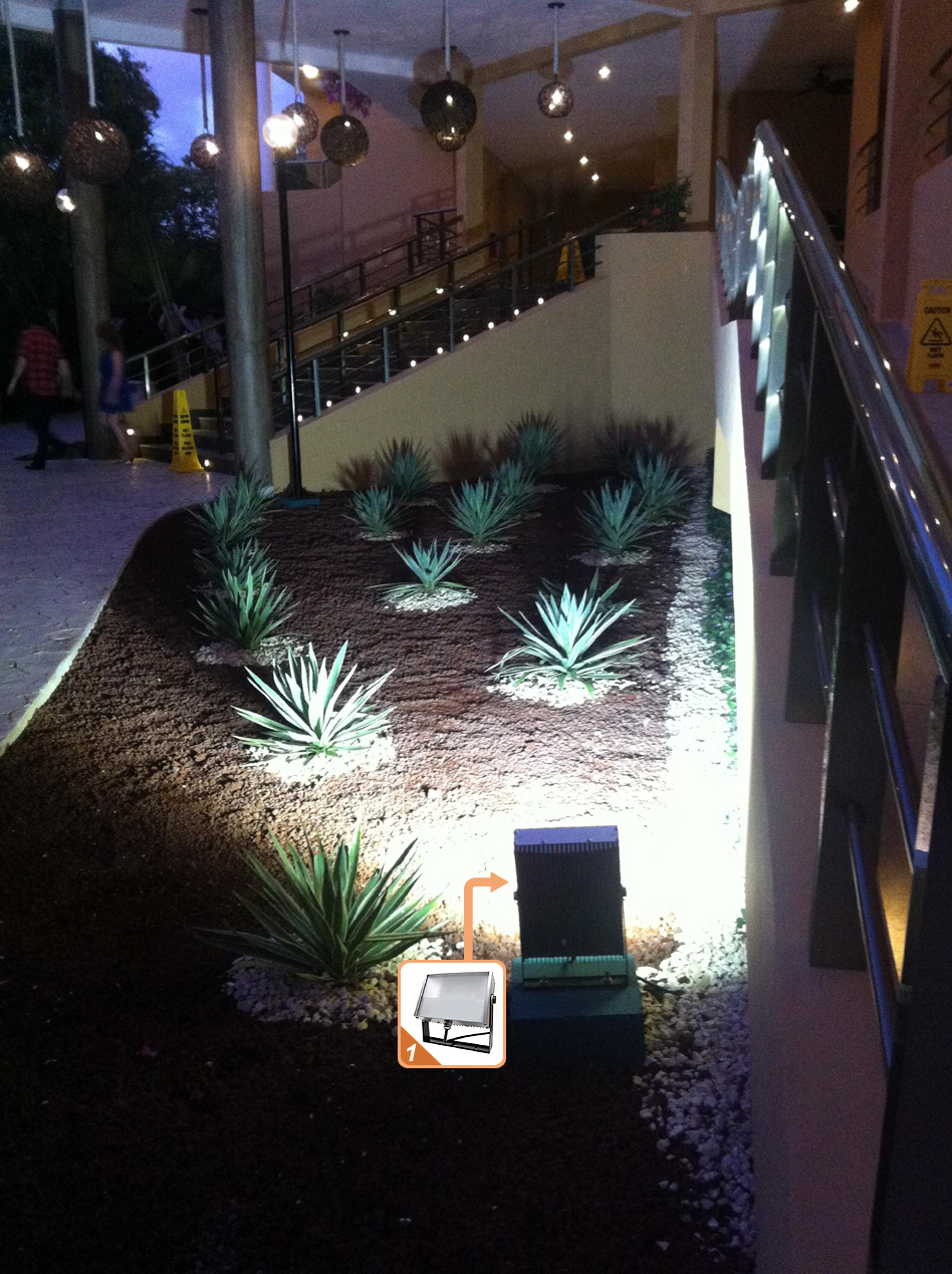 Shop & Mall led lighting