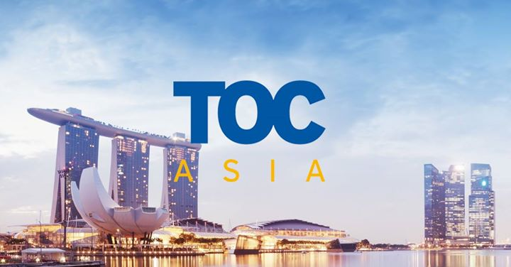 TOC Asia Singapore (Congress for port, shipping and terminal technology)