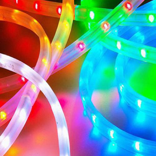 LED Color Changing Light Strip, Multi Color Led Strip