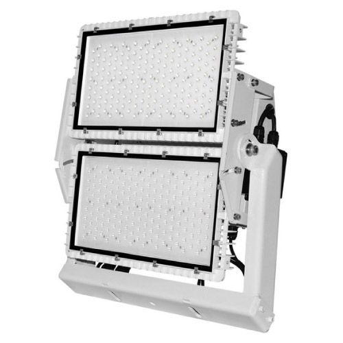 outdoor led flood light fixtures, container terminal lighting, crane light 700w